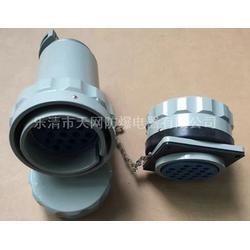 防爆插头插座 30YT-3J GZ-3K 250v厂家 防爆插头插座三孔图片