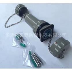 插头插座连接器 30YT-3J YZ-3K 250v厂家 防爆插头插座图片