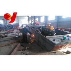 包头抽沙船,超越矿砂机械有限公司,钻探式抽沙船生产厂家图片