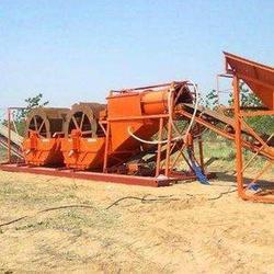 移动洗砂设备报价-防城港洗砂设备-超越矿砂机械图片