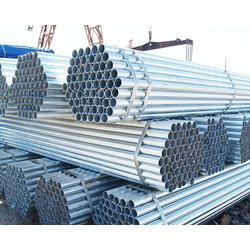 山西镀锌管-宝隆盛业钢铁(在线咨询)镀锌管图片