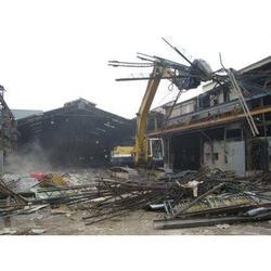 武汉厂房设备拆除-卓太-厂房设备拆除多少钱图片