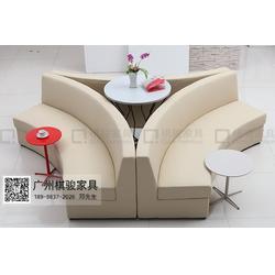 银行家具专业设计 弧形沙发 智能家具定制厂家图片