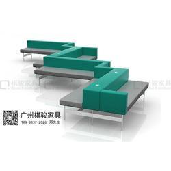 等候沙发智慧银行家具供应商_金融家具定制服务图片