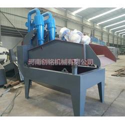 洗沙回收机水泵型号_洗沙回收机_创铭环保(查看)图片