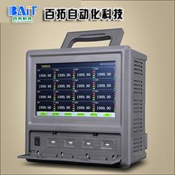 温度 无纸记录仪,百拓自动化,太原无纸记录仪图片