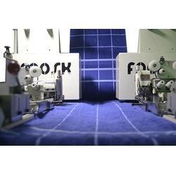 全自动纵缝机-童巾全自动纵缝机-富斯克(优质商家)图片