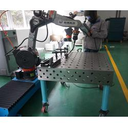 重庆欧咖莱智能装备-焊接机器人特种焊接结构件