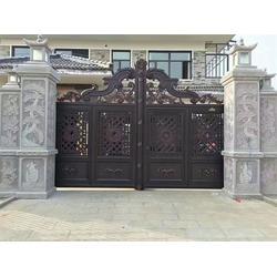 炬辉护栏制品厂(图),天津河道护栏,护栏图片