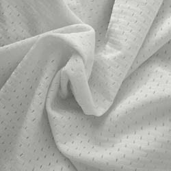 厂家直销洞洞莱卡布 服装内衣透气面料 洞洞弹力布图片