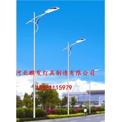 太阳能LED路灯、城市美化亮化道路建设灯杆、照明器材路灯、市政专用户外路灯厂家图片