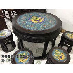 聚宝门古董收藏(图)-大果紫檀家具-紫檀家具图片