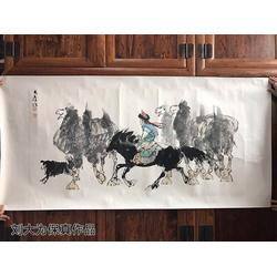 聚宝门(图)、刘大为字画交易、刘大为字画图片