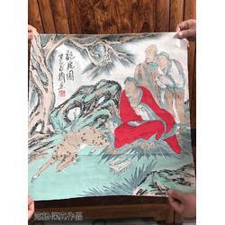 名人字画山水|名人字画| 聚宝门古董古玩图片