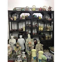 明清红木床-聚宝门收藏古董古玩-红木床图片