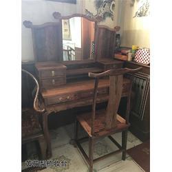 聚寶門古董交易 古典紅木辦公桌-紅木辦公桌圖片