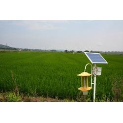 公园太阳能杀虫灯生产商-湖南百金惠-银川公园太阳能杀虫灯图片