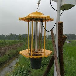 公园太阳能杀虫灯生产商-湖南百金惠-北京公园太阳能杀虫灯图片