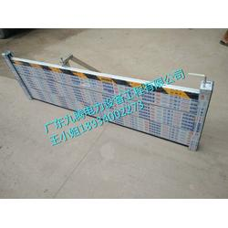 专业防汛防洪挡水板制造 铝合金防汛挡水板图片