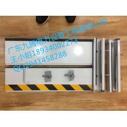 防汛防水板材质 选择铝合金挡水板图片