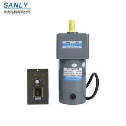 直流刹车电机供应|SANLY永力电机|阳江直流刹车电机图片
