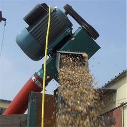 小型车载吸粮机 输送机螺旋提升机稻谷抽粮食机图片