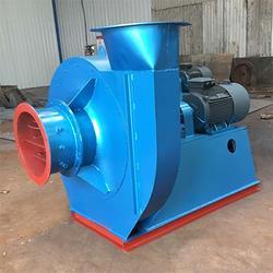 阳泉GY6-41型锅炉离心通引风机参数-蓝能环保窑炉风机图片
