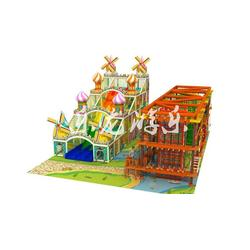 拉萨儿童乐园订做厂家、(乐龙游乐)、儿童乐园图片
