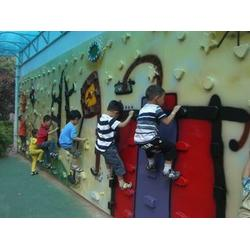 三门峡攀岩墙 乐龙儿童乐园 攀岩墙建设图片