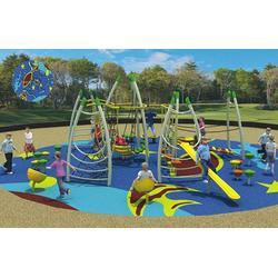 儿童户外游乐场设计-商丘儿童户外游乐场-乐龙儿童游乐场图片