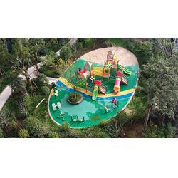 室外兒童樂園安裝-商丘室外兒童樂園-樂龍游樂設備批發
