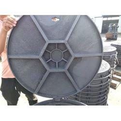 三防球墨井盖定做-球墨井盖定做-金星铁艺铸造厂图片