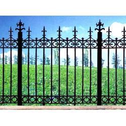 金星铁艺(图),泰安欧式铁艺围墙加工,泰安欧式铁艺围墙图片