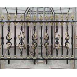 中式鋁藝護欄-泰安金星鐵藝-中式鋁藝護欄圖片