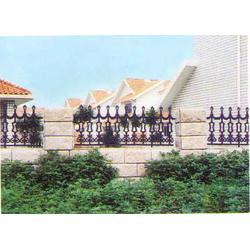 庭院铸铁护栏价钱-庭院铸铁护栏-金星铁艺铸造厂图片