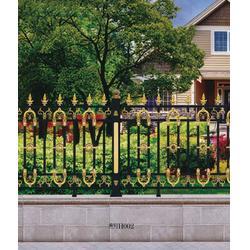欧式铸铝护栏-欧式铸铝护栏加工-金星铁艺(推荐商家)图片