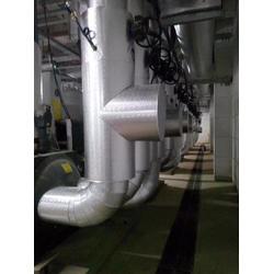橡塑保温厂家,川昱成机电,衢州橡塑保温图片