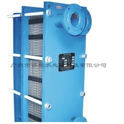 金仕霸板式热交换器图片