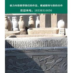 人物石雕制作厂家 加工人物石雕的厂家-山东加工人物石雕图片