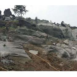 益阳黄蜡石千层石假山-永城石材色泽独特图片