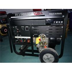 190A单缸四冲程柴油发电电焊机图片