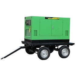 电动拖车一体400A柴油发电电焊机图片