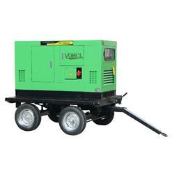 50-60HZ移动车500A柴油发电电焊一体机图片