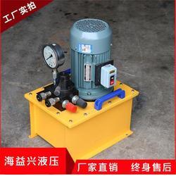 电动液压泵站供应商-山东海益兴畅销全国-辽宁电动液压泵站图片