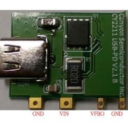 晶豪代理CY2311-USB-PD3.0图片