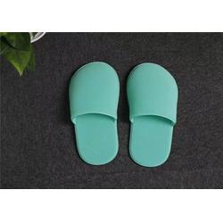 宾馆拖鞋定做-东莞跃进皮具制品-上海宾馆拖鞋图片