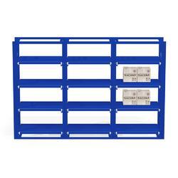 塑胶重型车间企业半开式全开式抽屉式模具架模具存储架模具货架图片