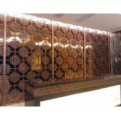 中式不銹鋼花格-不銹鋼花格-酒店鏤空隔斷(查看)圖片