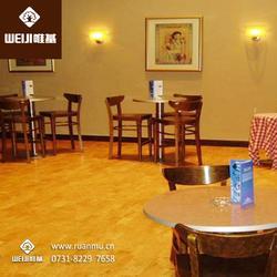 唯基粘贴式客厅软木地板葡萄牙原装进口健康防滑图片