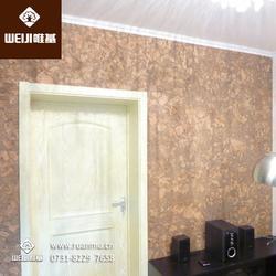 唯基软木墙板背景墙软木墙板多少钱工厂图片